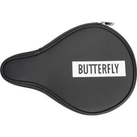 Butterfly LOGO 2019 Round Case - black
