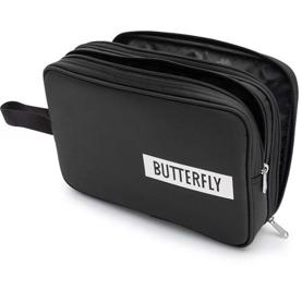 Butterfly LOGO 2019 dobule case - black