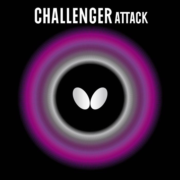 Challenger-A belægning Butterfly